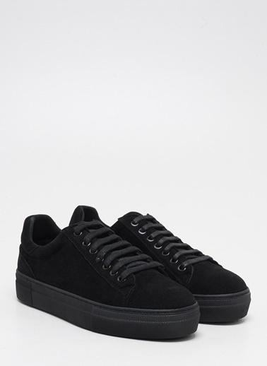 F By Fabrika Kadın Siyah Sneakers LIVA Siyah